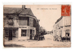Loue Rue Nationale - Loue