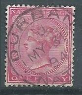 Natal YT N°44 Reine Victoria Oblitéré ° - Natal (1857-1909)