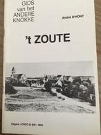 """Cnoc Is Ier """" 't Zoute"""".  Knokke, Heist, Duinbergen, Lippens, Golf Club, Tennisclub, Dominikanenkerk 1993. - History"""