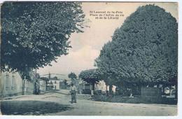 CHARENTE-MARITIME - ST-LAURENT De La PREE - Place De L'Arbre De Vie Et De La Liberté - Andere Gemeenten
