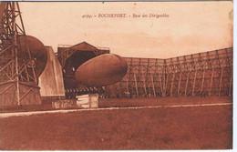 CHARENTE-MARITIME - ROCHEFORT - Base Des Dirigeables - Luchtschepen