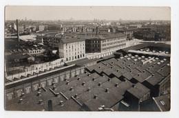 MILAN AVRIL 1919 * LOMBARDIE (ITALIE) * Lieu à Identifier *USINE * SITE INDUSTRIEL * CARTE PHOTO - Milano (Milan)