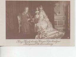Vue - Royal Families