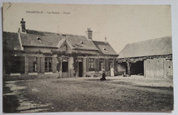 Carte Postale Incarville La Mairie Ecole - Andere Gemeenten