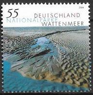 2004 Allem. Fed. Deutschland Germany Mi. 2407 **MNH Nationalparks Im Wattenmeer. - Unused Stamps