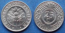 NETHERLANDS ANTILLES - 25 Cents 2016 KM# 35 Beatrix (1980) - Edelweiss Coins - Netherland Antilles