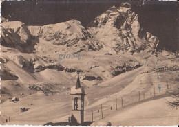 Aosta Valtournanche Cervinia Campi Di Neve Fg - Unclassified