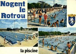 Nogent Le Rotrou - La Piscine - Nogent Le Rotrou