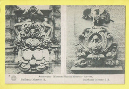 * Antwerpen - Anvers - Antwerp * (G. Hermans) Museum Plantin Moretus, Balthazar Moretus II, Rare, Old - Antwerpen