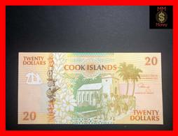 Cook 20 $  1992 P. 9 UNC - Cook Islands