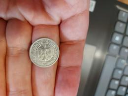 Germany Weimar 50 Pfennig 1927 A - 50 Rentenpfennig & 50 Reichspfennig