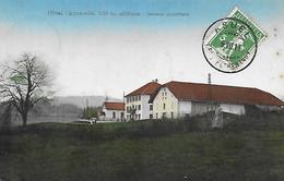 Suisse )   Hotel Caquerelle 836 M. Altitude -  Garessus Propriétaire - JU Jura