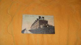 CARTE POSTALE ANCIENNE CIRCULEE DE 1908.../ LANDRECIES.- CASERNE BIRON...CACHETS + TIMBRE - Landrecies