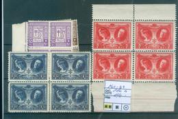 249-253   4x Xx Côte 64€ - Neufs