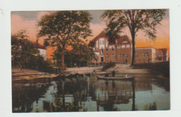 (W508) Bad Cleve , Kahstation Am Kermisdahl PK Aus 1910 - Kleve