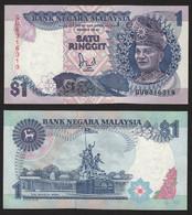 Malaysia 1 Ringgit ND1989   Prefix GU, P27b / B127b   UNC - Malaysia