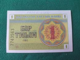 KAZAKISTAN  1 Tyin 1993 Neuf UNC - Kazakhstan