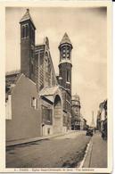 Eglise St Christophe De Javel ( XVe) - Eglise Du Passeur : Vue Extérieure - Kirchen