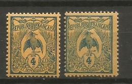Timbre Colonie Française Nlle Calédonie Neuf *  N 90 - Ungebraucht