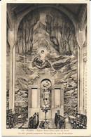 Eglise St Christophe De Javel ( XVe) - Eglise Du Passeur :  Un  Des Grands Panneaux Décoratifs En Voie D'exécution - Kirchen