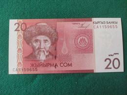 KYRGYZSTAN 20  Som  2009 - Kyrgyzstan