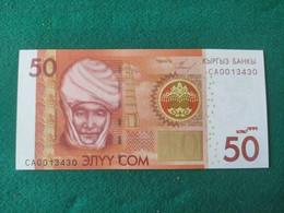 KYRGYZSTAN 50  Som - Kyrgyzstan