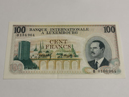 Luxembourg, 100 Francs 1968. Uncirculated - Luxembourg