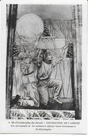 Eglise St Christophe De Javel ( XVe) - Décoration De L'abside : Les Aéronautes Et Les Aviateurs Offrent Leurs Hommages - Kirchen