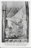 Eglise St Christophe De Javel ( XVe) - Décoration De L'abside : Les Marins Offrent Leurs Hommages à St Christophe - Kirchen