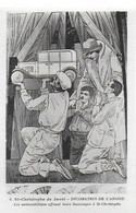 Eglise St Christophe De Javel ( XVe) - Décoration De L'abside : Les Automobiliste Offrent Leurs Hommages à St Christophe - Kirchen