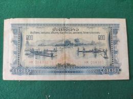 LAOS 100 KIP 1968 - Laos
