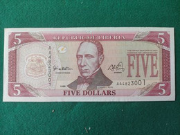 Liberia 5 DOLLARS 2003 - Liberia