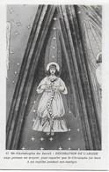 Eglise St Christophe De Javel ( XVe) - Décoration De L'abside : Ange Portant Un Serpent Rappelant Les Reptiles D Martyre - Kirchen