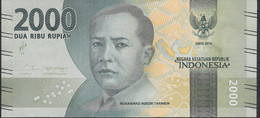 INDONESIA P155a 2000 RUPIAH 2016 #BAQ , Issue 2016  UNC. - Indonesien