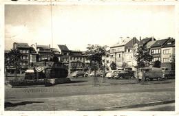 N°79847 -cpsm Bastogne -place Général Mac Auliffe- - Bastenaken