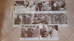 """""""Une Certaine Rencontre"""" Steve McQueen (1963) Pochette A Complète - 8 Photos 23x30 NEUVES - Fotos"""