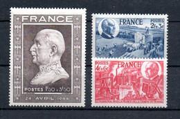 R-11 France N° 606 à 608 ** à 10 % De La Côte !!! - Unused Stamps
