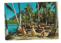 Bora Bora Ou La Joie De Vivre - French Polynesia