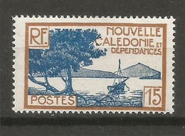 Timbre Colonie Française Nlle Calédonie Neuf **  N 144 - Unused Stamps