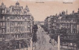 ESPERANTO. ALLEMAGNE. STERNSTRAßE, MAGDEBURG. CARTE POSTALE. 1923, NON CIRCULEE.- LILHU - Esperanto