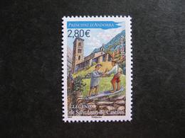 TB Timbre D'Andorre N° 704, Neuf XX. - Ungebraucht
