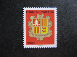 TB Timbre D'Andorre N° 701, Neuf XX. - Ungebraucht