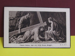 VAN BOSCH Melania Leontina  Wed. Pieter Frans VERTOMMEN  *1860  Willebroek  +1947  St.Katelijne-Waver - Obituary Notices