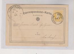 SLOVENIA, AUSTRIA 1876 ADELSBERG POSTOJNA Nice Postal Stationery - Slovenia