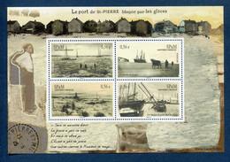 ⭐ Saint Pierre Et Miquelon - YT Bloc N° 14 ** - Neuf Sans Charnière - 2009 ⭐ - Blocks & Sheetlets