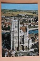 Auxerre - Vue Aérienne De La Cathédrale Saint étienne - Auxerre