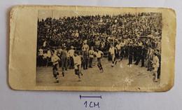 National Team BRAZIL Vs JUGOSLAVIA Kingdom Football Match Beograd 1934 COKOLADA MOMENTI NOGOMETA La Cicogne Zemun Sticke - Other