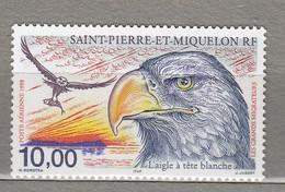 BIRDS SAINT PIERRE ET MIQUELON 1998 Mi 757 MNH (**) #22403 - Ohne Zuordnung