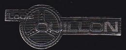 70091-Pin's.Fiat - Concession Louis Ouillon Saint-Etienne - Fiat