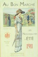 Catalogue-AU BON MARCHE-(Toilettes Lingerie)-Belgique-1911 - 1900 – 1949